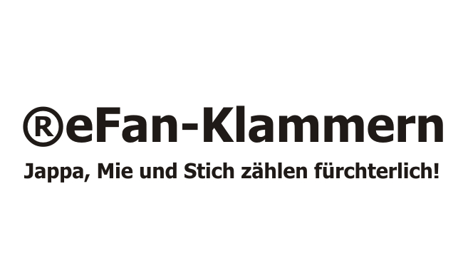ReFan-Klammern